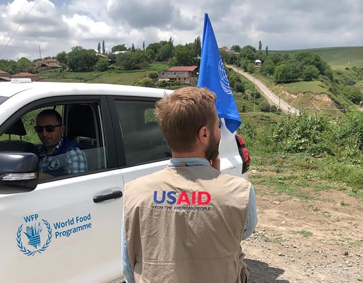 USAID Humanitarian Advisor in Syunik.