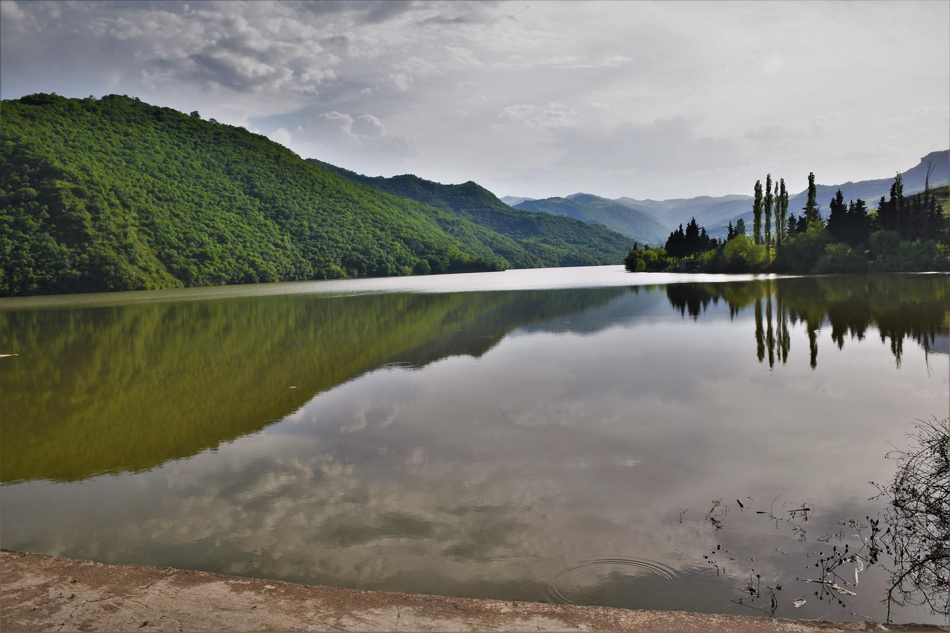 Landscape in Armenia.