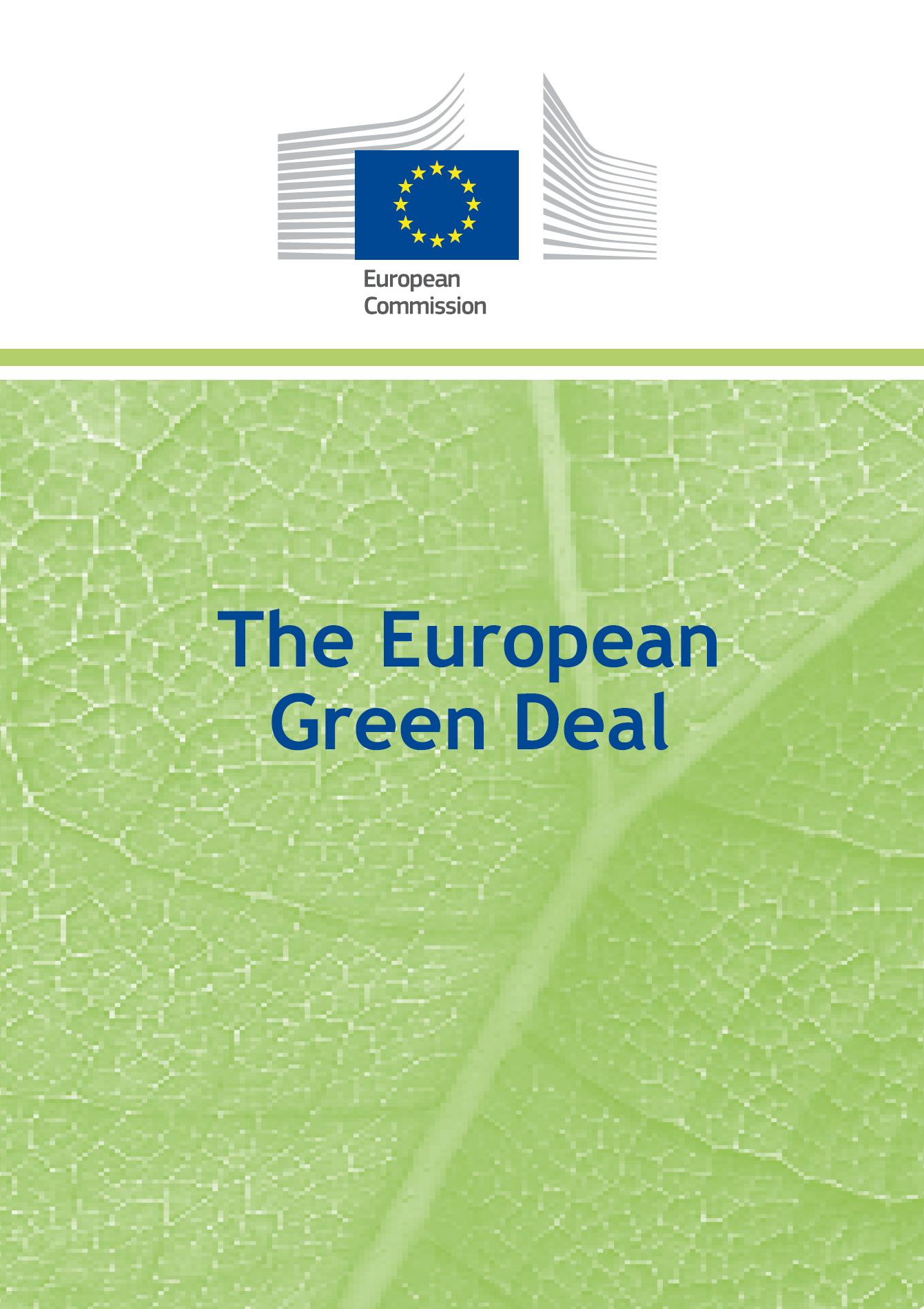EU Green Deal Cover