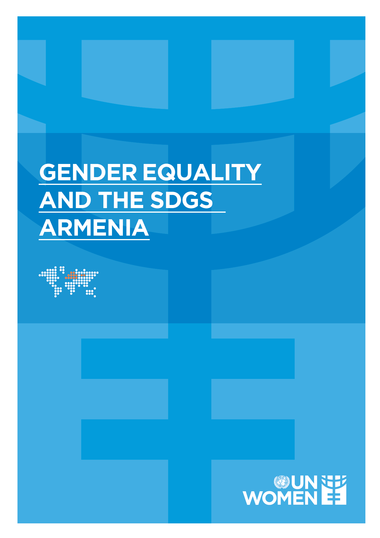 Gender equality and SDGs cover