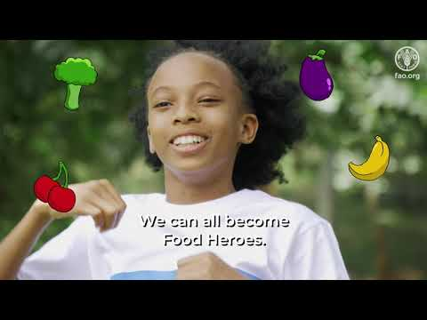 We can all become Food Heroes