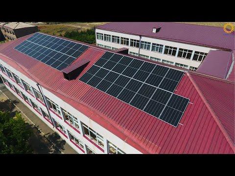 Renewable energy for micro enterprises in Armenia